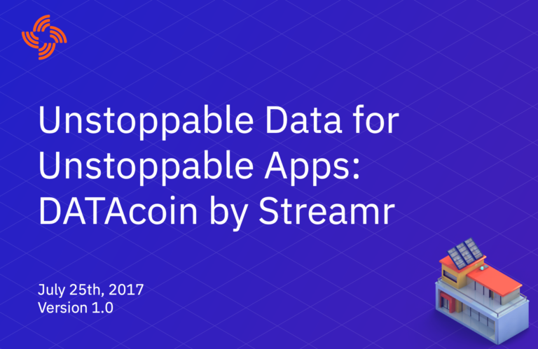 DataCoin by Streamr