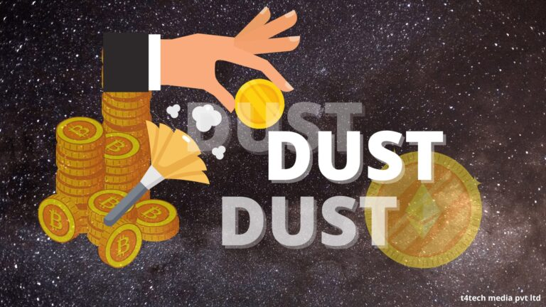 What is Dust in Cryptocurrency | How to clear Dust in Crypto !