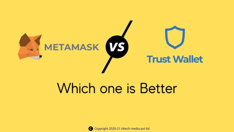 Trust Wallet vs Metamask | Best Crypto Wallet App 2020 – 2021 | ERC-20 Tokens
