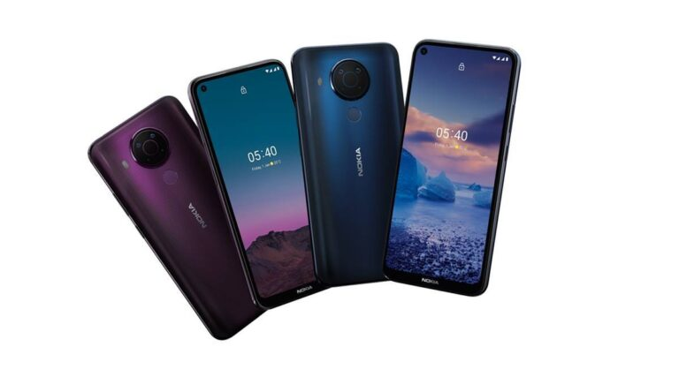 Nokia 5.4 launched: Price, Specification