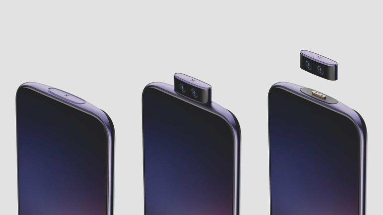 Vivo's detachable camera phone