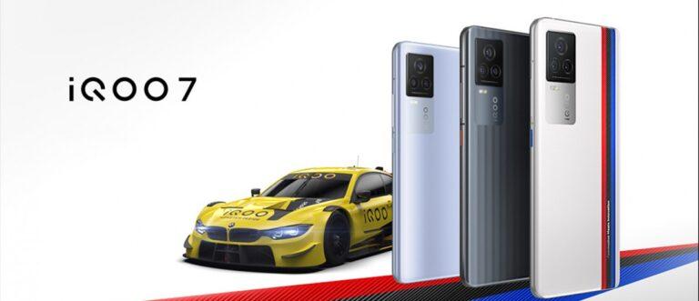 iQOO 7 Launched: Price & Specs