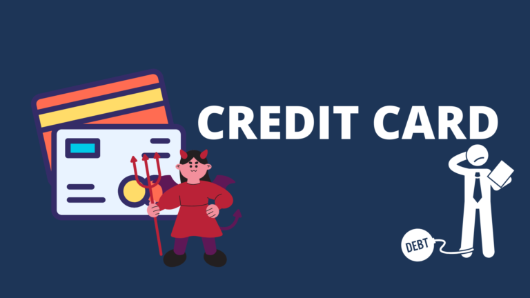 Why Credit Cards are dangerous for your Financial Growth in India | ICICI, HDFC, Axis, etc.