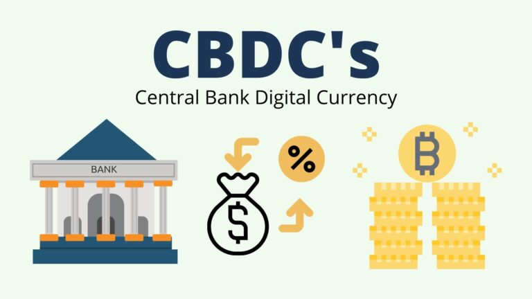 Central Bank Digital Currency (CBDC) – What is a CBDC?