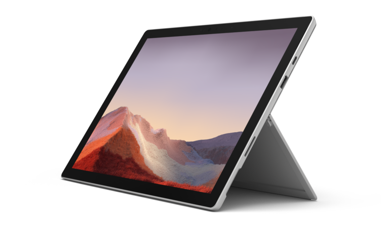 Microsoft Surface Pro 7+ is now available