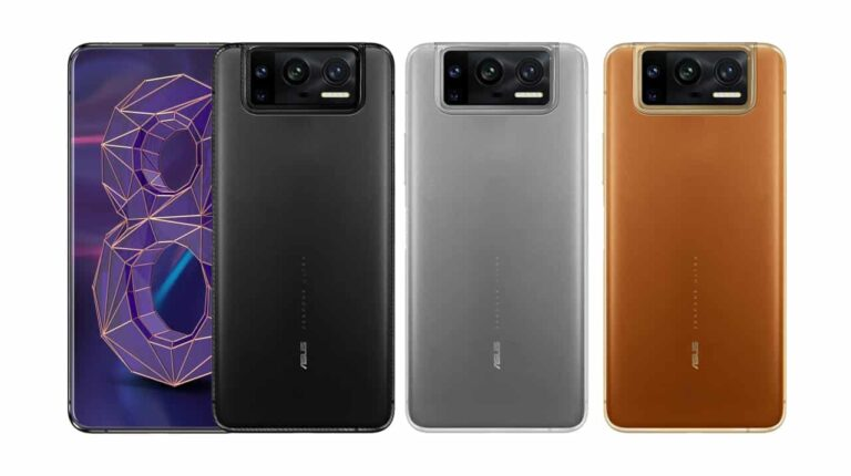 Asus ZenFone 8 Series Leaked