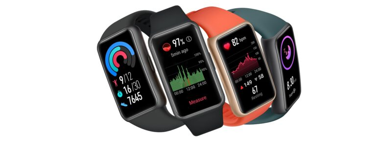 Huawei Band 6 Launched: Price & Specs