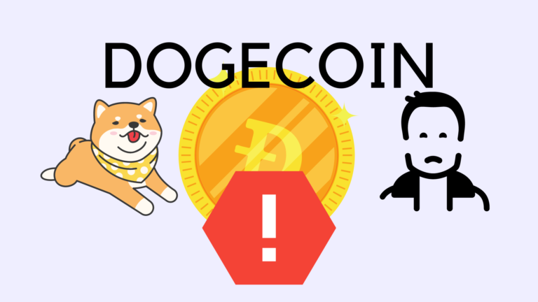 Why should you avoid DogeCoin | SCAM, PONZI, RUG-PULL ahead