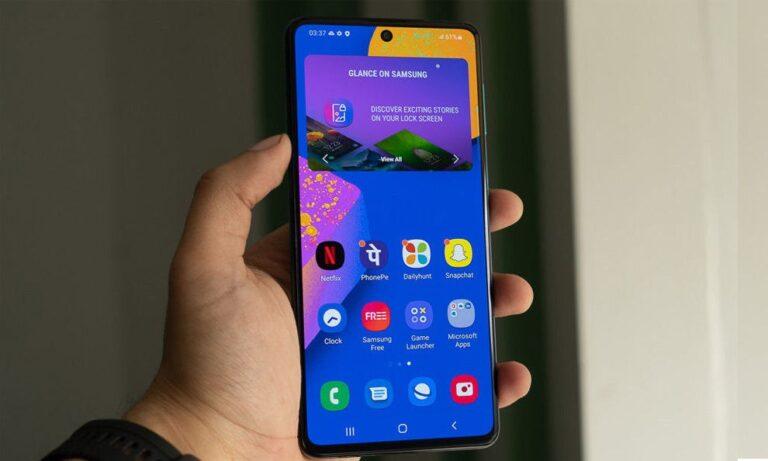 Samsung Galaxy M22 Tipped