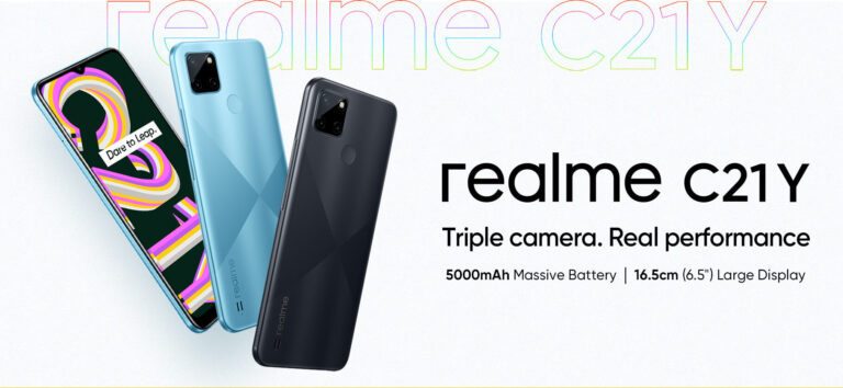 Realme C21Y Launch Date: Price & Specifications