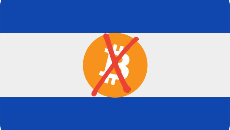 El Salvador wants to shelve the Bitcoin law!!!